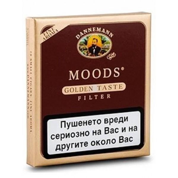 МУУДС ГОЛДЪН ТЕЙСТ 10