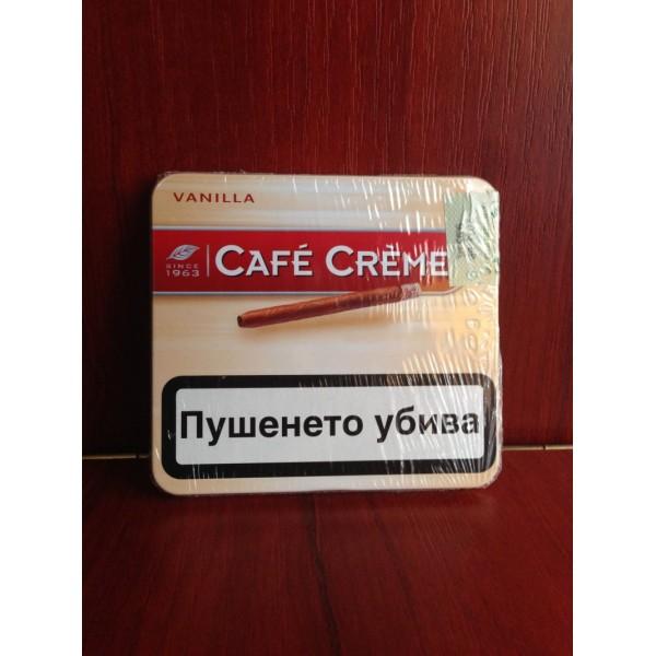 ПУРЕТИ КАФЕ КРЕМ ВАНИЛА