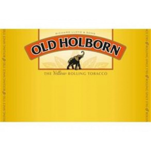 ТЮТЮН OLD HOLBORN YELLOW 40ГР