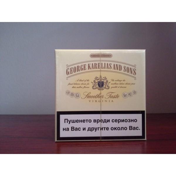 ЦИГАРИ КАРЕЛИЯ ДЖОРДЖ СМУТЪР